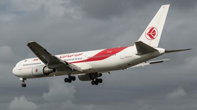 7T-VJI - Boeing 767-3D6 - Air Algérie