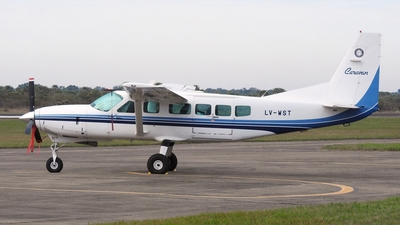 A picture of LVWST - Cessna 208 Caravan I - [20800259] - © Cristian Ariel Martínez
