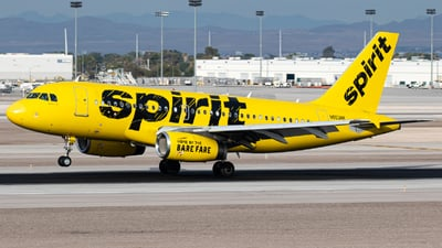 A picture of N503NK - Airbus A319132 - [2470] - © AirPilot_Photography