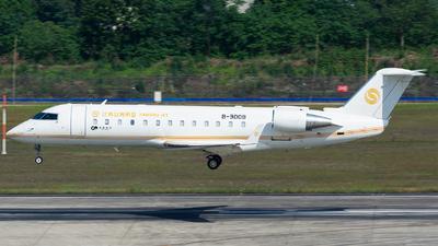 B-3009 - Bombardier CRJ-200ER - Jiangsu Jet