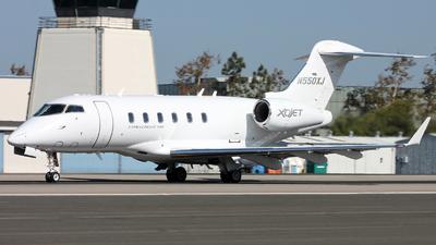 N550XJ - Bombardier BD-100-1A10 Challenger 300 - XOJet