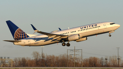 A picture of N24224 - Boeing 737824 - United Airlines - © DJ Reed - OPShots Photo Team