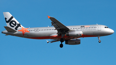 A picture of VHVQH - Airbus A320232 - Jetstar Airways - © EH.Aviation