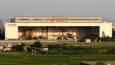 ZUUU - Airport - Hangar