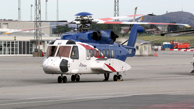 A picture of LNONT - Sikorsky S92A - Bristow Helicopters - © Stig Rokkones