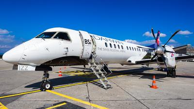 HB-IZZ - Saab 2000 - Darwin Airline