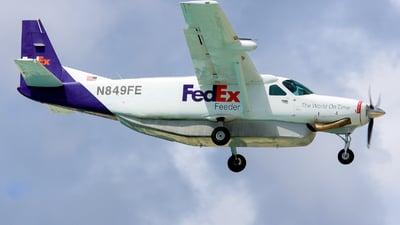 N849FE - Cessna 208B Super Cargomaster - FedEx Feeder (Mountain Air Cargo)