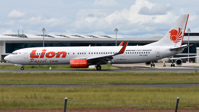 PK-LHO - Boeing 737-9GPER - Lion Air