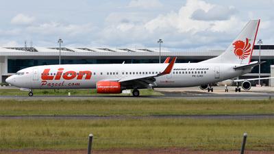 A picture of PKLHO - Boeing 7379GP(ER) - Lion Air - © Adhe Bhisma Chendikia