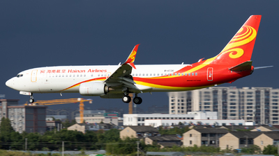 B-1726 - Boeing 737-84P - Hainan Airlines
