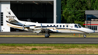 N102WY - Cessna 560 Citation Encore - Private