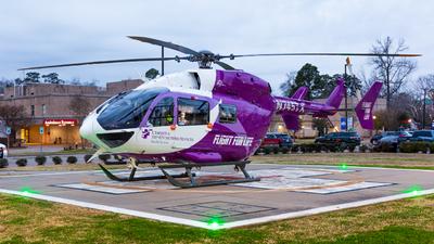 N745TX - Eurocopter EC 145 - PHI Air Medical