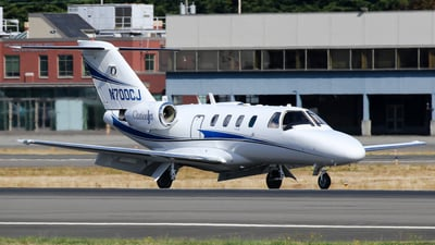 N700CJ - Cessna 525 CitationJet 1 - Bruun Aircraft