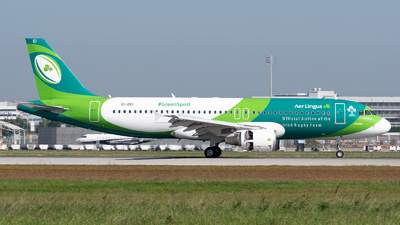 A picture of EIDEI - Airbus A320214 - Aer Lingus - © Thomas Ernst