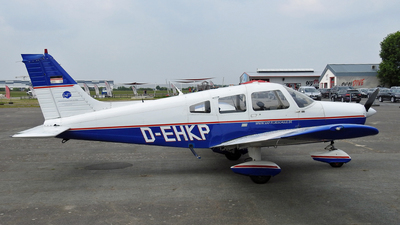 D-EHKP - Piper PA-28-161 Cherokee Warrior II - Private