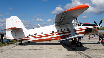 UR-AAR - Antonov An-3T - Private