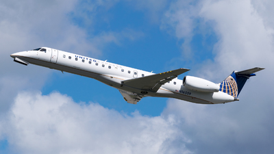 N16559 - Embraer ERJ-145LR - United Express (ExpressJet Airlines)