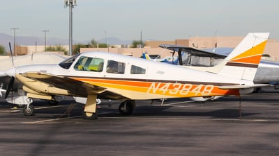 N43848 - Piper PA-28R-201T Turbo Cherokee Arrow III - Private