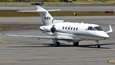 HK-4758 - Hawker Beechcraft 900XP - HeliStar