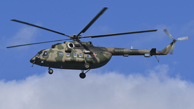 RF-04412 - Mil Mi-8AMTSh Hip - Russia - Air Force