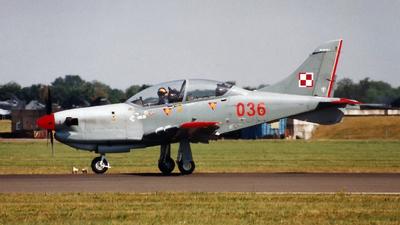 036 - PZL-Warszawa PZL-130 TC1 Orlik - Poland - Air Force