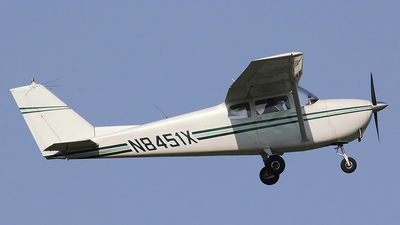 N8451X - Cessna 172C Skyhawk - Private