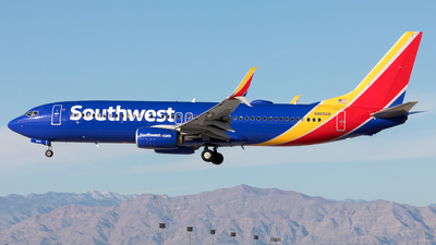 N8656B - Boeing 737-8H4 - Southwest Airlines