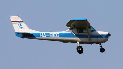 HA-BEG - Reims-Cessna FA150K Aerobat - Aero Club - Malév