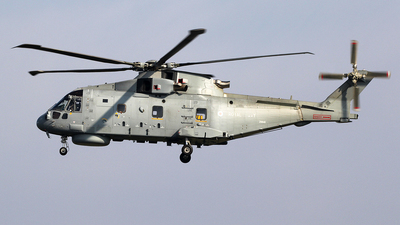 ZH840 - Agusta-Westland Merlin HM.2 - United Kingdom - Royal Navy