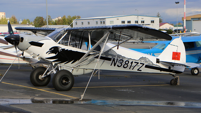 N3817Z - Piper PA-18-150 Super Cub - Private