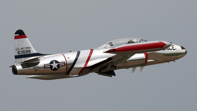 N939NA - Lockheed T-33A Shooting Star - Heritage Air