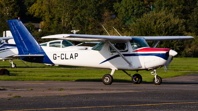 G-CLAP - Cessna 152 - Private