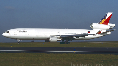 N276WA - McDonnell Douglas MD-11(CF) - Philippine Airlines (World Airways)