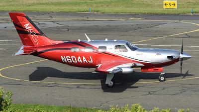 N604AJ - Piper PA-46-M600 SLS - Private