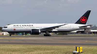 A picture of CFNNH - Boeing 777233(LR) - Air Canada - © AznHentaiSpotter