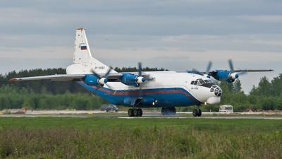 RF-12043 - Antonov An-12BK - Russia - Ministry of Internal Affairs