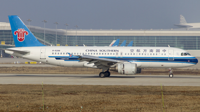 B-6288 - Airbus A320-214 - China Southern Airlines