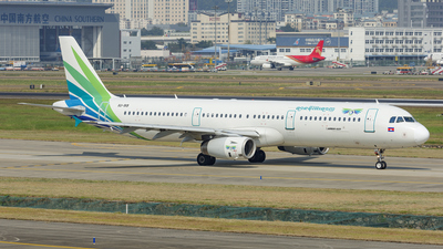 A picture of XU919 - Airbus A321231 - Lanmei Airlines - © Jay Lee