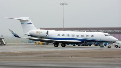N800J - Gulfstream G650ER - Private