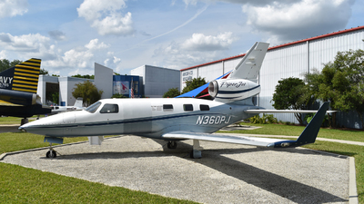 N360PJ - PiperJet - Piper Aircraft