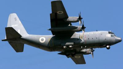 4282 - Lockheed C-130E Hercules - Pakistan - Air Force