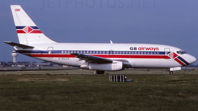 G-BGDS - Boeing 737-236(Adv) - GB Airways