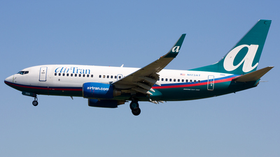 N173AT - Boeing 737-76N - airTran Airways