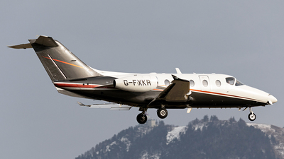 G-FXKR - Raytheon Hawker 400XP - Flairjet