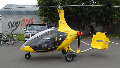 A picture of OKYWC69 - Autogyro Cavalon - [] - © EDDV_JJ