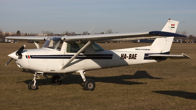 HA-BAE - Reims-Cessna F152 II - Fly-Coop