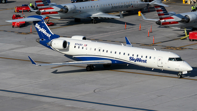 N741EV - Bombardier CRJ-701ER - SkyWest Airlines