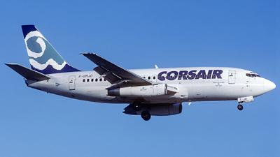 F-GMJD - Boeing 737-2K5(Adv) - Corsair