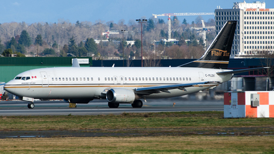 C-FLDX - Boeing 737-408 - Flair Air