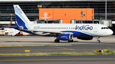 A picture of VTIAX - Airbus A320232 - IndiGo - © Uday Chhabra